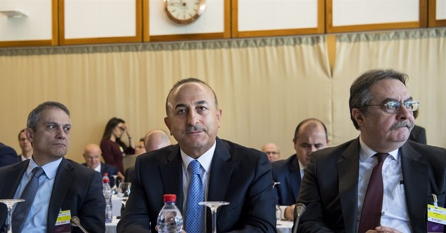 Turkey insists on troop presence in any Cyprus peace deal
