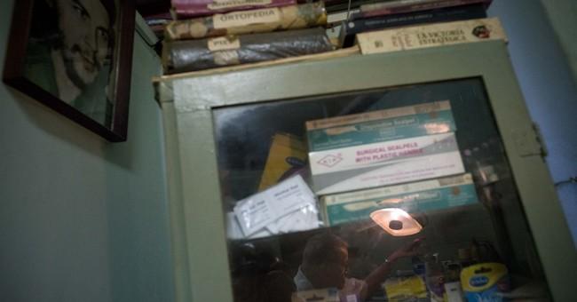Some Cubans choose dose of private medicine despite price