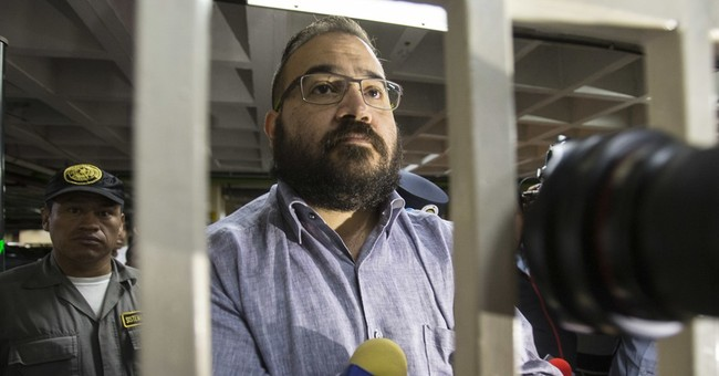 Ex-Mexican governor accepts extradition from Guatemala