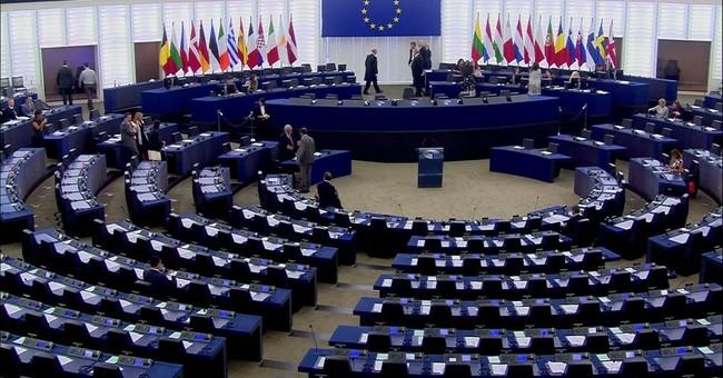 """EU chief to EU parliament: """"You are ridiculous"""""""