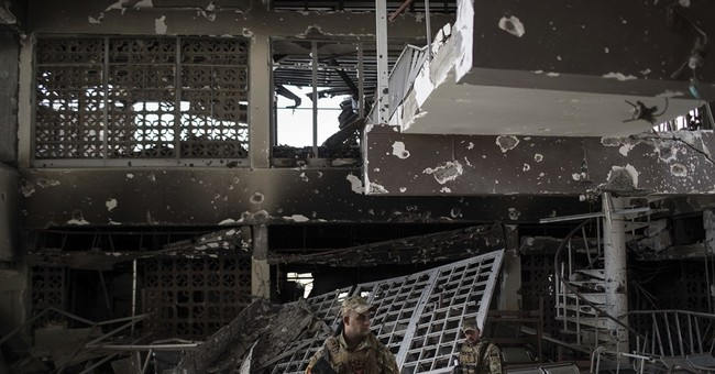 Iraqi PM congratulates troops on 'big victory' in Mosul