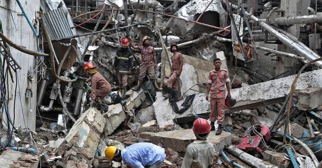 Bangladesh garment factory explosion kills 10, injures 50