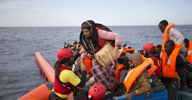 EU leaders reaffirm Libya migrant policy despite criticism