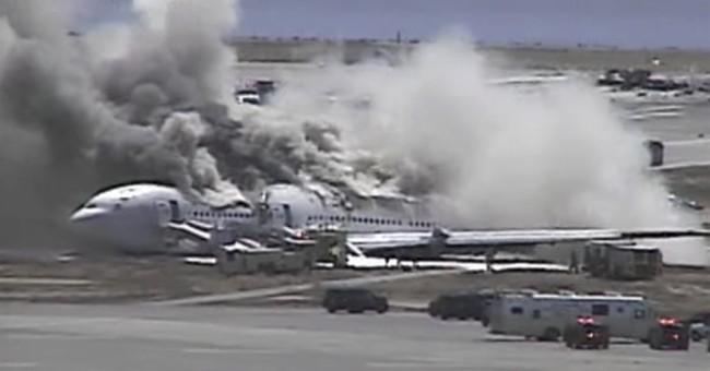 Video shows more of fatal 2013 San Francisco airliner crash