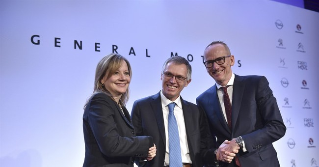 EU approves PSA's acquisition of Opel from General Motors