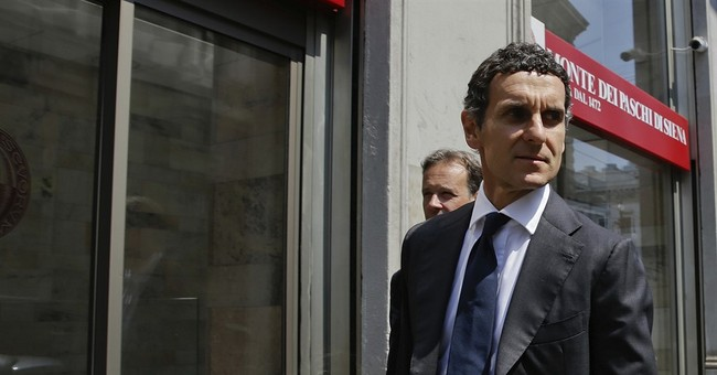 Italy to nationalize bank, shed $32.5B in bad loans