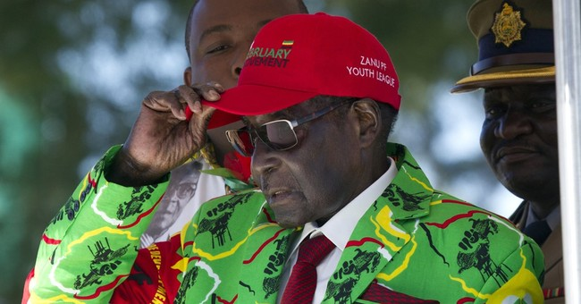 Zimbabwe's 93-year-old leader woos youth in latest campaign
