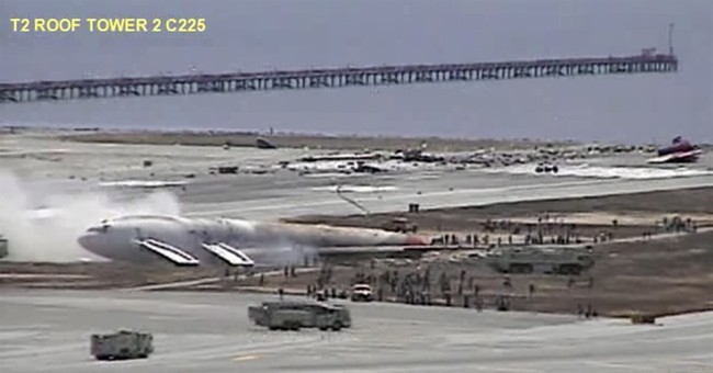 Video shows more of fatal 2013 San Francisco airliner crash