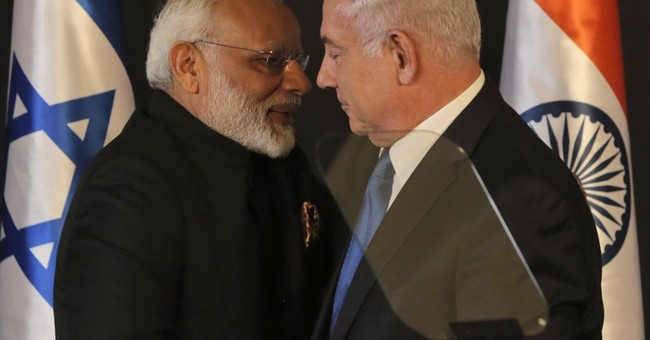 Israel, India sign several agreements during Modi's visit