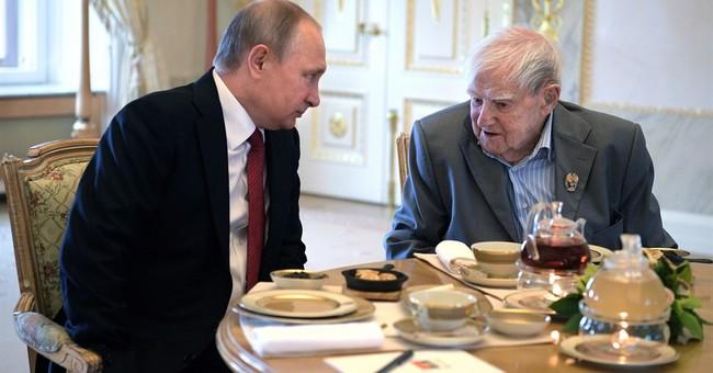 Russian author Daniil Granin dies at 98