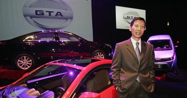 Mississippi demands $6.4M back from electric car maker, CEO