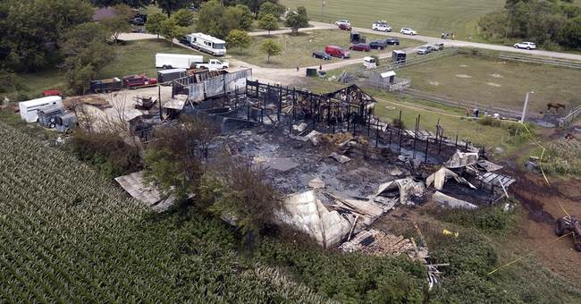 Cause of barn fire that killed 18 horses under investigation