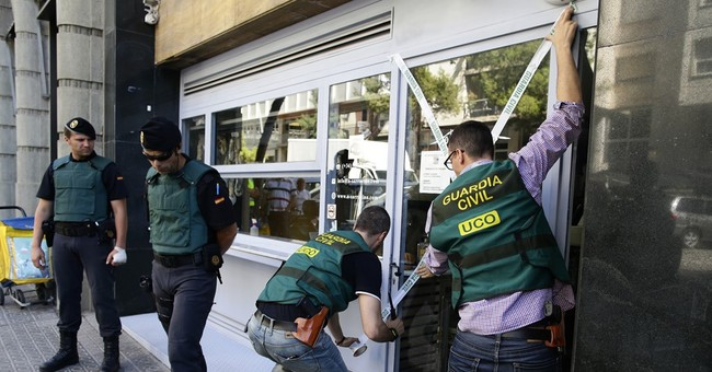 32 arrested in Italy, Spain, Germany for links with Camorra