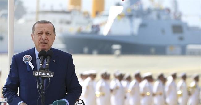 Turkey's Erdogan assails Germany over rally refusal