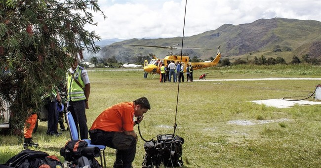 Rescuers find missing plane with all 5 on board killed