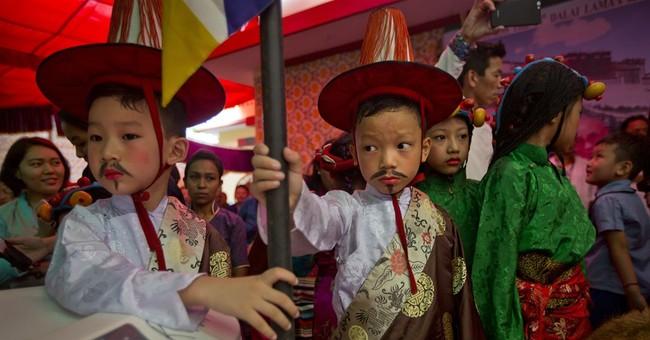 AP PHOTOS: Dalai Lama turns 82, followers celebrate in India