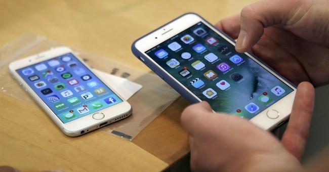 Qualcomm seeks to block iPhone imports in patent dispute