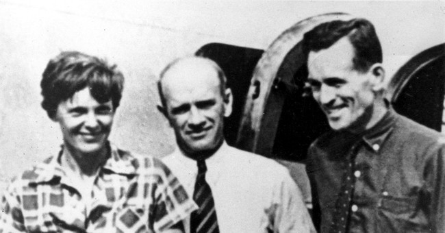 Question raised about timeline of Amelia Earhart documentary