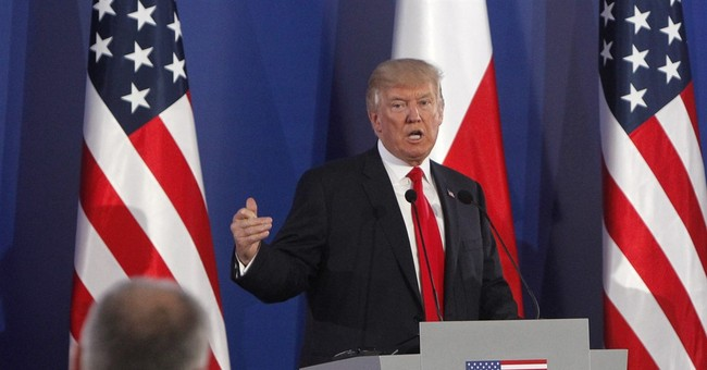 Trump on Russian meddling: 'Nobody really knows for sure'