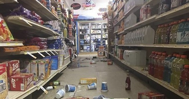 Montana earthquake smashes bottles, jolts residents awake