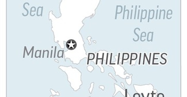 Philippine quake damages power plant, causes landslides