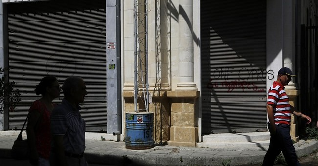 UN chief returns to Cyprus peace talks but impasse holds