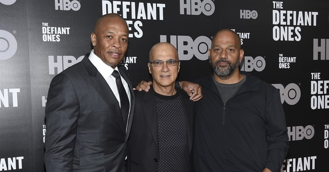 Music giant Jimmy Iovine in 'Defiant' alliance with Dr. Dre