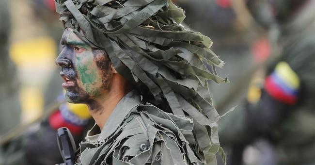 Venezuelan soldiers jailed amid unrest, document says