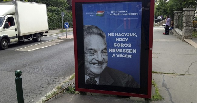 Hungary: Jewish group asks Orban to halt anti-Soros campaign