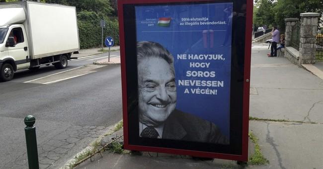 Israel overrules its ambassador to Hungary on anti-Soros ads
