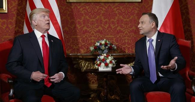 The Latest: Gorbachev says Trump and Putin need broader plan