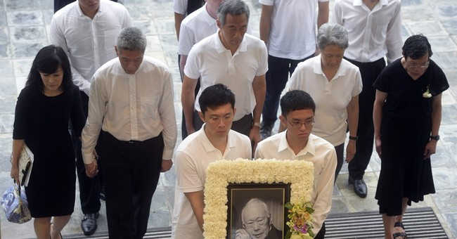 Singapore PM's siblings say they hope to resolve family feud