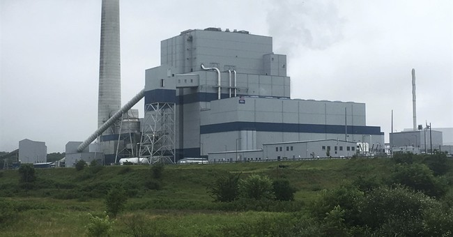 Perry says coal-fired power plants important in US future
