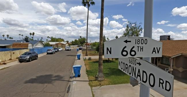The Latest: Not-guilty pleas in Phoenix serial killing case