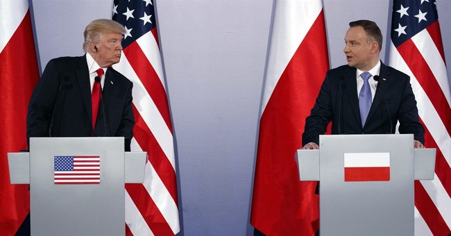 Analysis: Trump's Poland visit a study in breaking norms