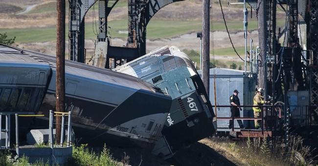High speed caused Amtrak derailment along Washington coast