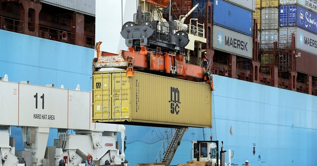 US trade deficit fell in May as exports hit 2-year high