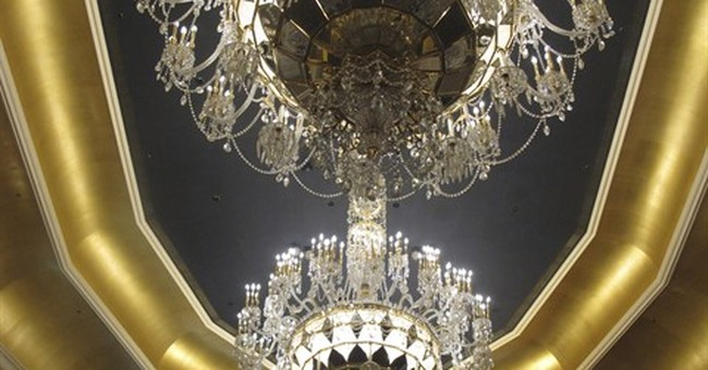 Art of the steal: Liquidation sale at Trump's former casino