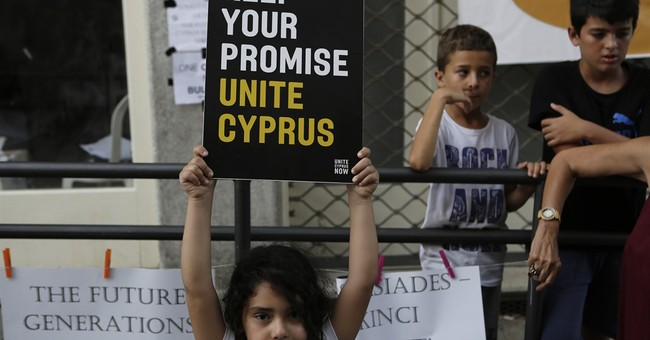 UN Security Council to get report after Cyprus talks fail