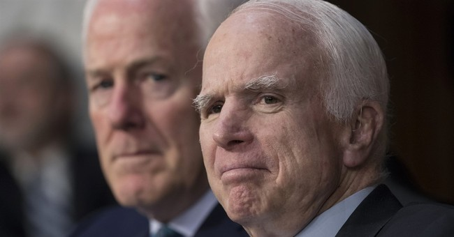 McCain to be honored for 'lifetime of sacrifice and service'