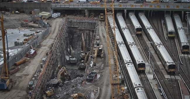 Price for New York-New Jersey rail tunnel rises to $12.9B