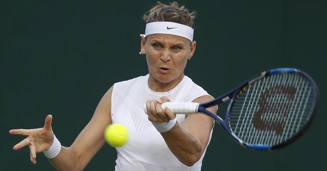 Startling screams as Mattek-Sands injures knee at Wimbledon