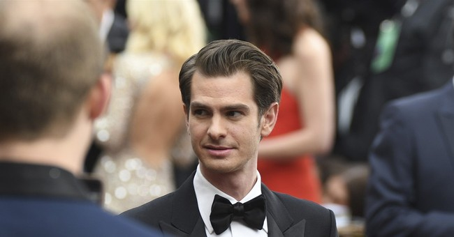 Andrew Garfield says he's gay 'without the physical act'