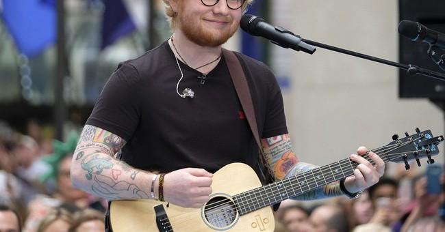 Nielsen: Kendrick Lamar, Sheeran have top albums at mid-year