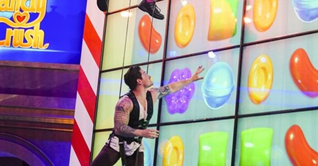 Candy Crush addicts get new outlet as video game comes to TV