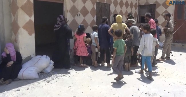 A fraction of Mosul, Syria's Raqqa no less challenging