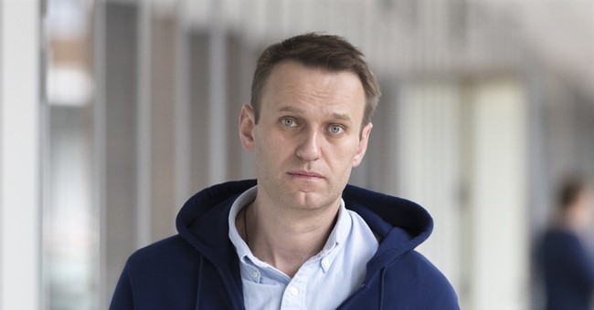Russian opposition leader Navalny released from jail