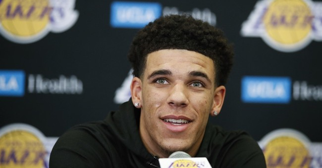 Lonzo Ball and his Big Baller Brand shoe to debut in Vegas