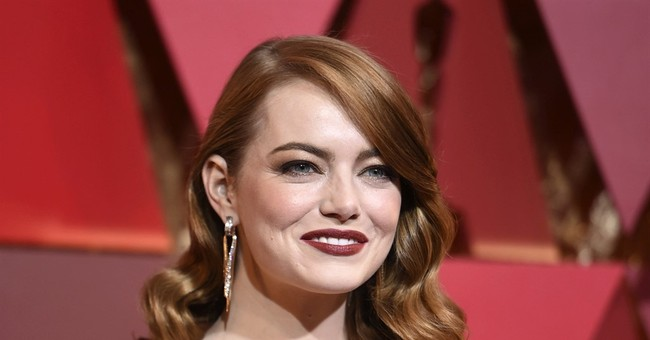 Emma Stone says male co-stars have helped her get equal pay