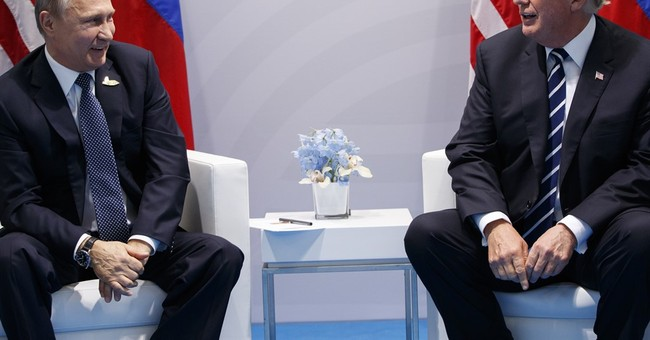 Have Trump and Putin met before? It depends when you asked